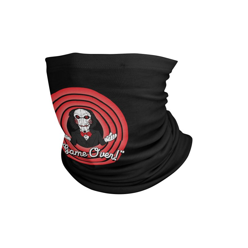 Game Over! Accessories Neck Gaiter by Daletheskater