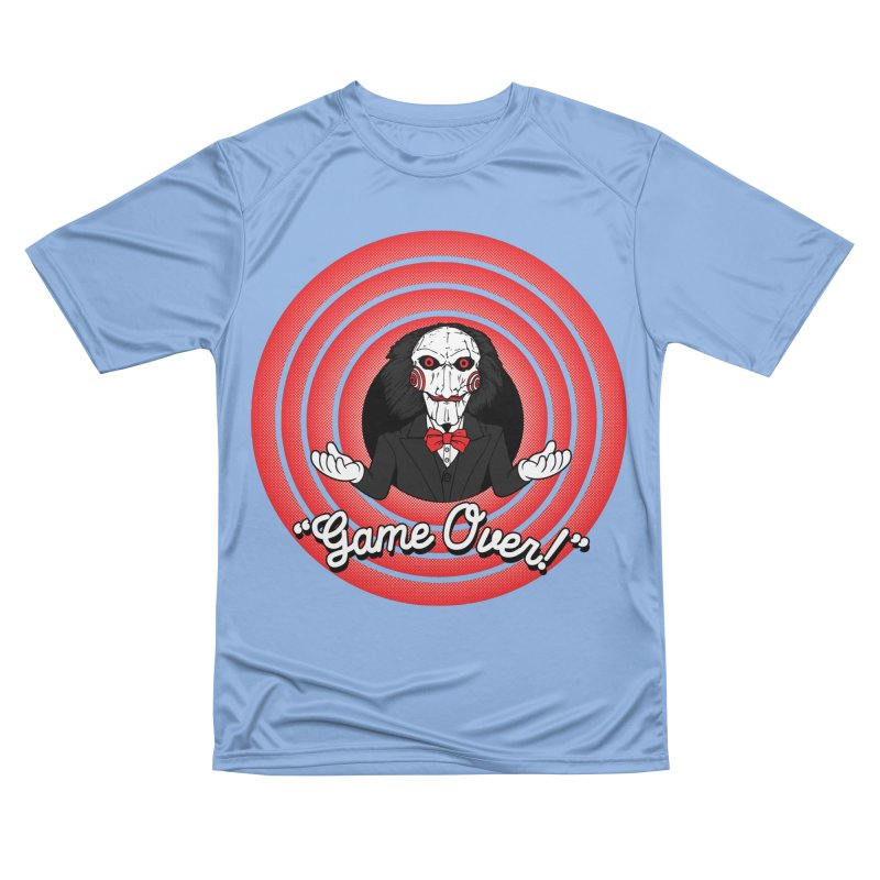 Game Over! Men's T-Shirt by Daletheskater