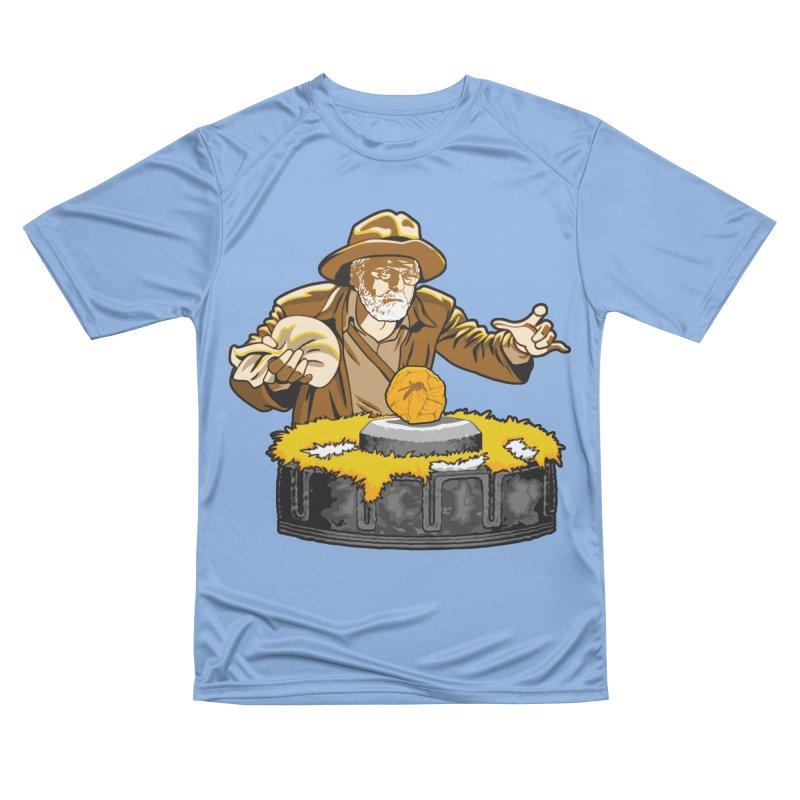 Jurassic Doctor Men's T-Shirt by Daletheskater
