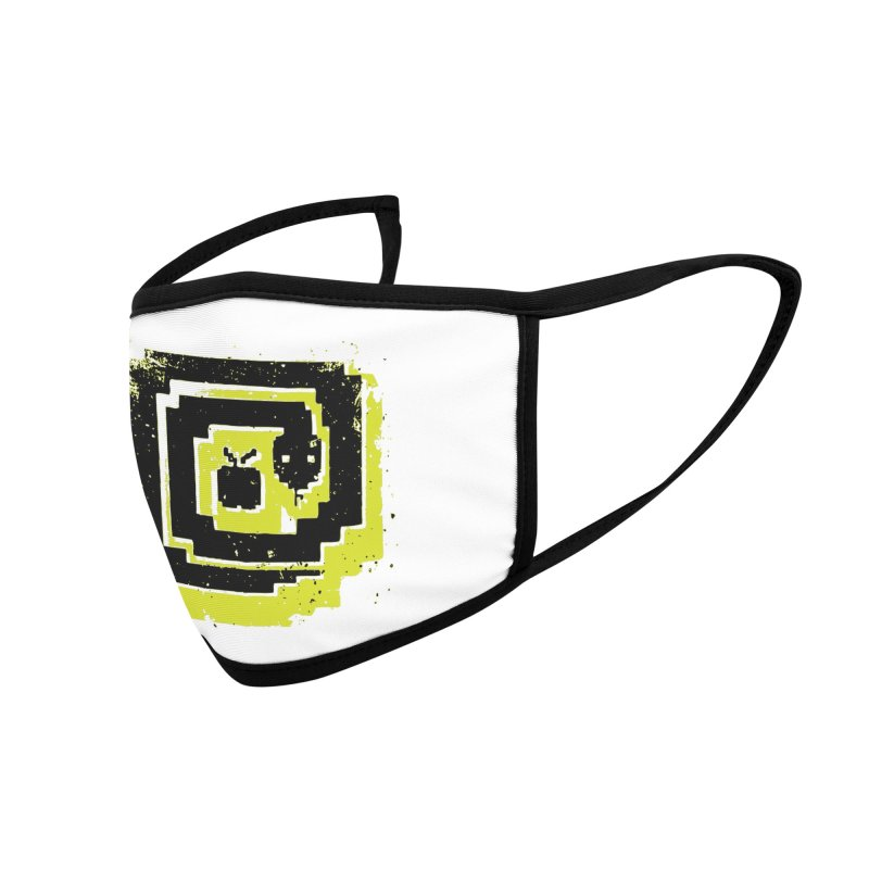 Snake Accessories Face Mask by Daletheskater