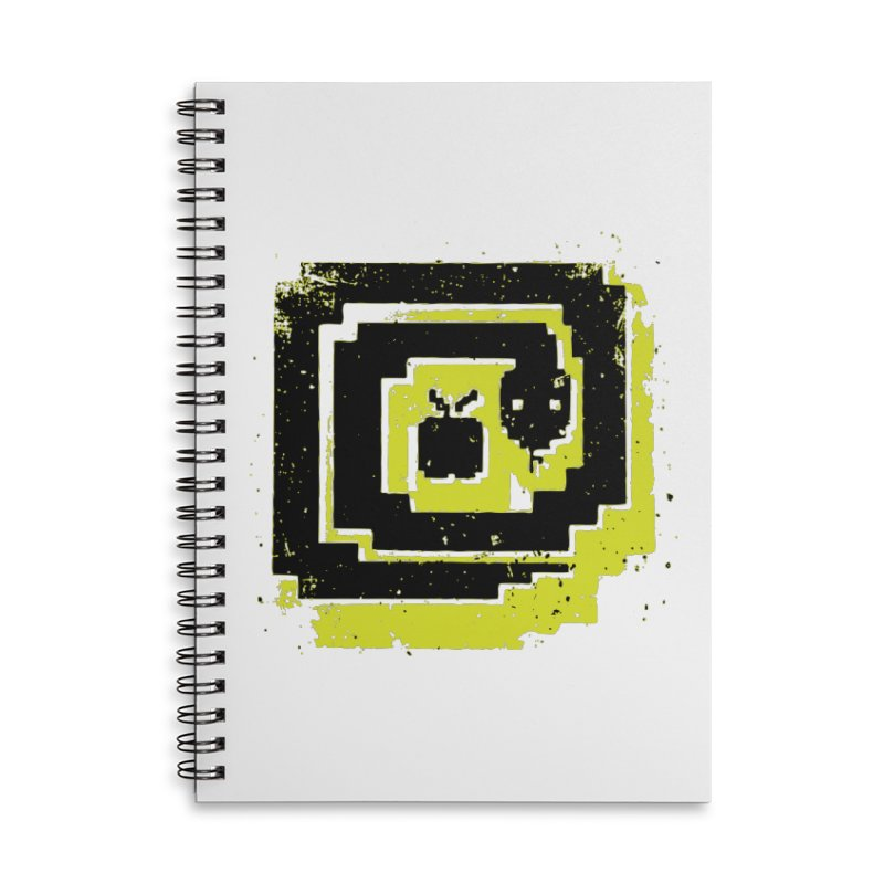 Snake Accessories Notebook by Daletheskater