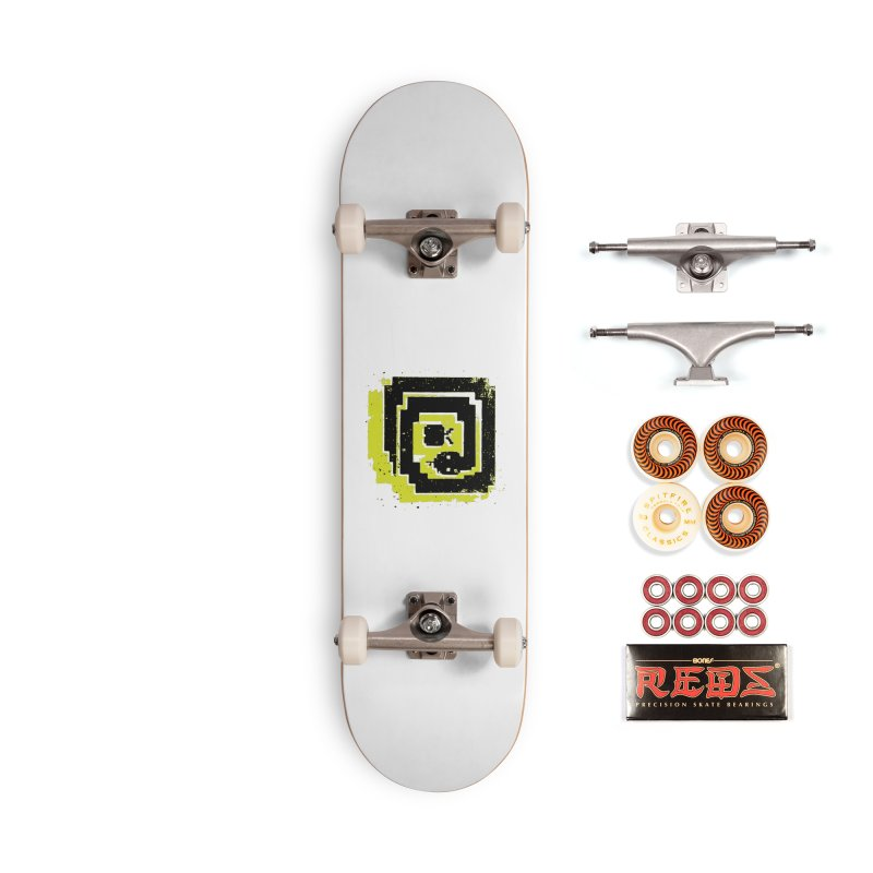 Snake Accessories Skateboard by Daletheskater