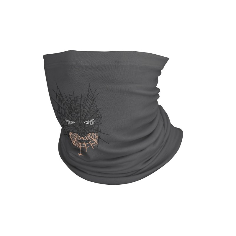 Bat Web Accessories Neck Gaiter by Daletheskater