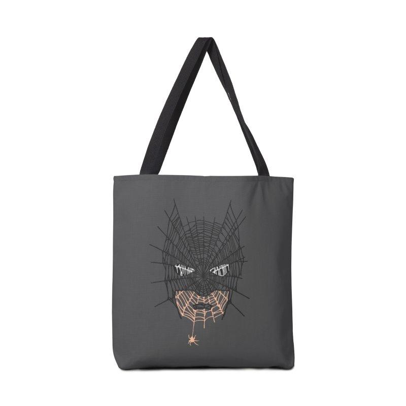 Bat Web Accessories Bag by Daletheskater