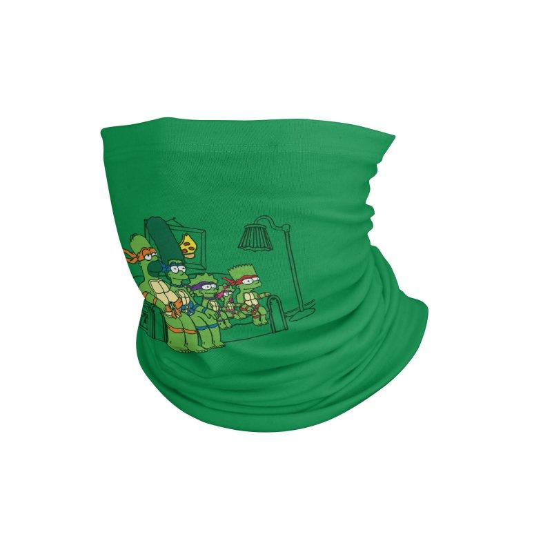 The Turtles Accessories Neck Gaiter by Daletheskater