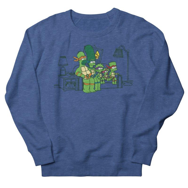 The Turtles Men's Sweatshirt by Daletheskater