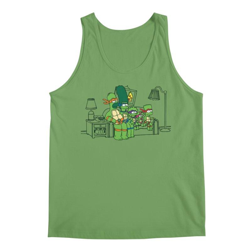 The Turtles Men's Tank by Daletheskater