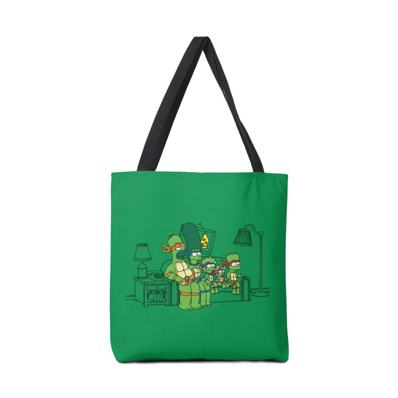 The Turtles Accessories Bag by Daletheskater