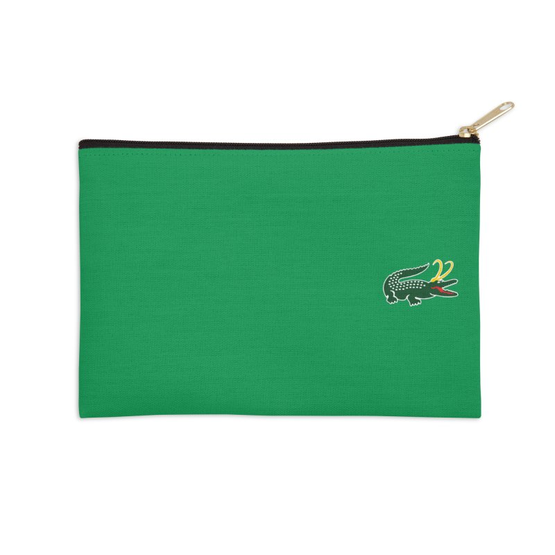 Lokiste Accessories Zip Pouch by Daletheskater