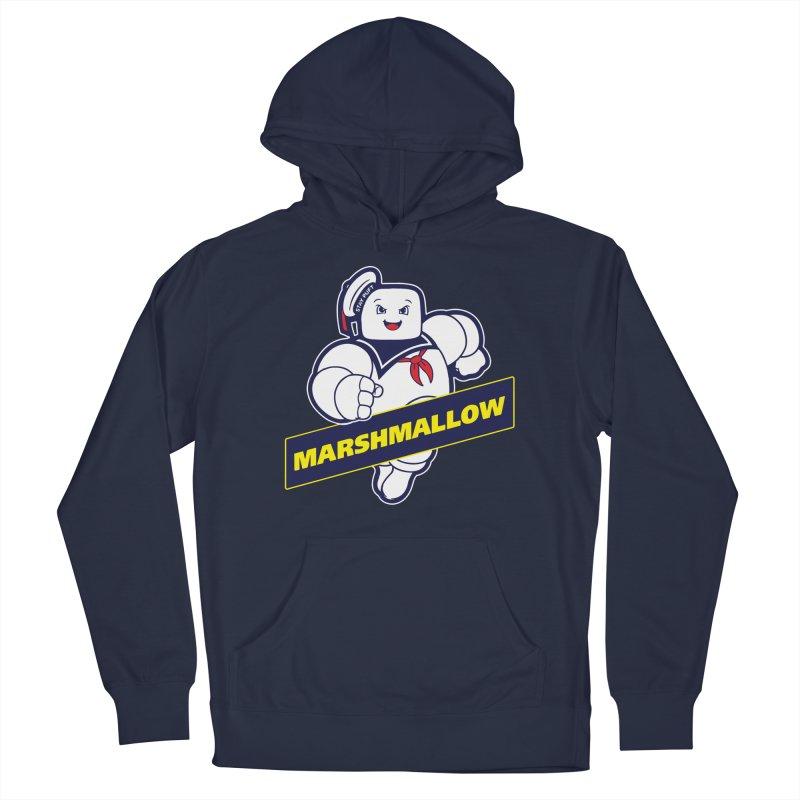 Marshmallow Men's Pullover Hoody by Daletheskater