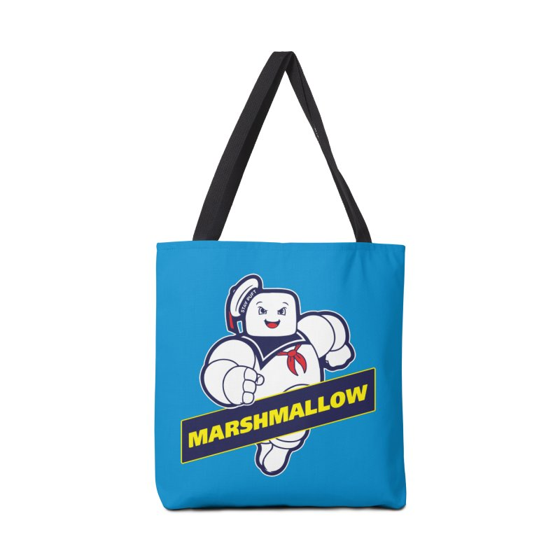 Marshmallow Accessories Bag by Daletheskater