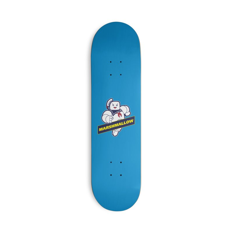Marshmallow Accessories Skateboard by Daletheskater