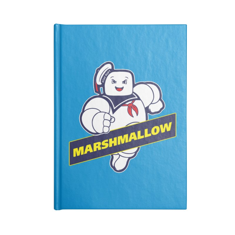 Marshmallow Accessories Notebook by Daletheskater