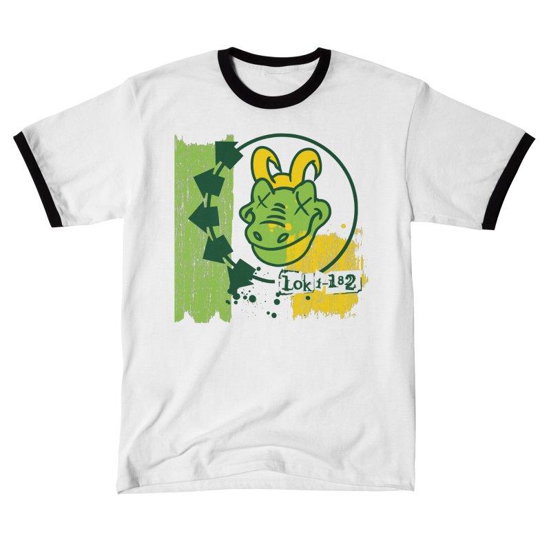 Loki 182 Men's T-Shirt by Daletheskater