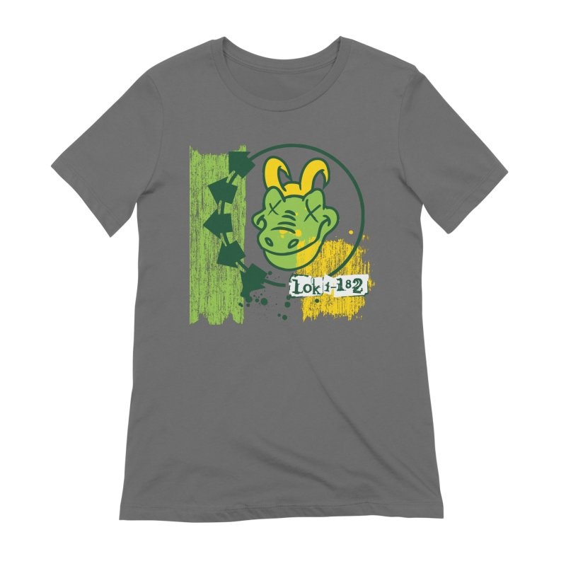 Loki 182 Women's T-Shirt by Daletheskater