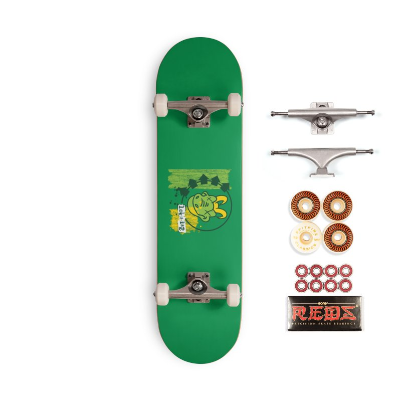 Loki 182 Accessories Skateboard by Daletheskater