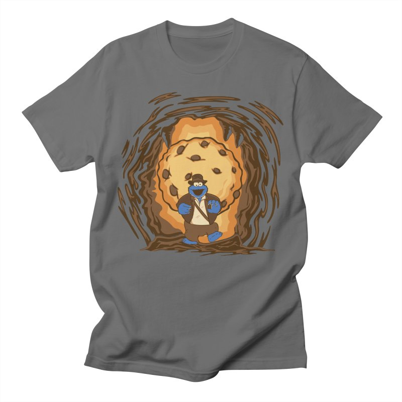 No More Cookies! Men's T-Shirt by Daletheskater