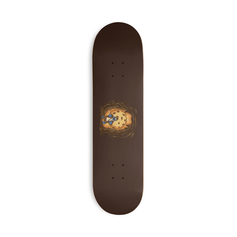 No More Cookies! Accessories Skateboard by Daletheskater