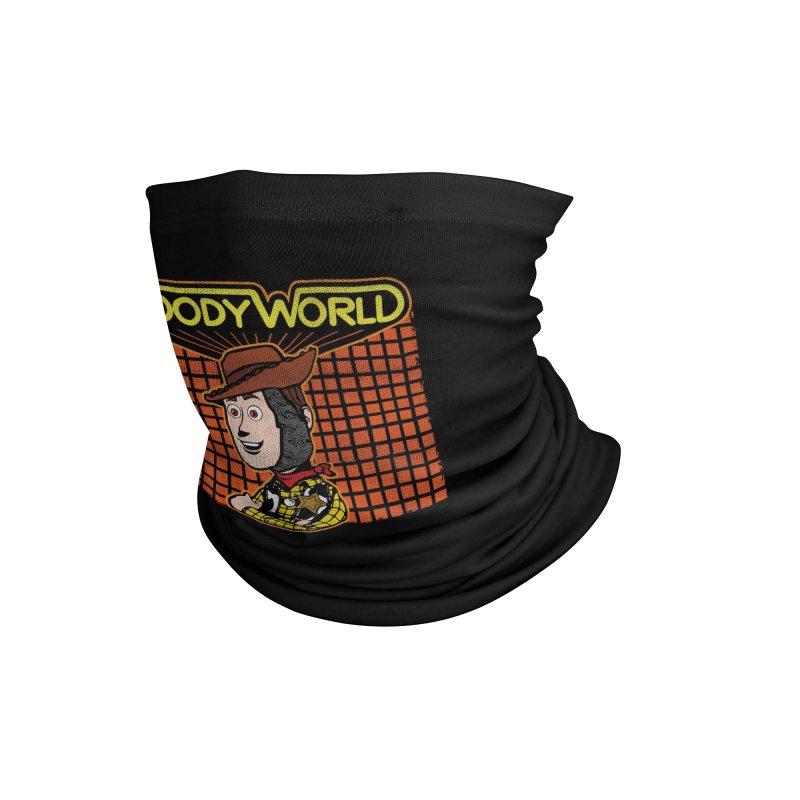 Woodyworld Accessories Neck Gaiter by Daletheskater