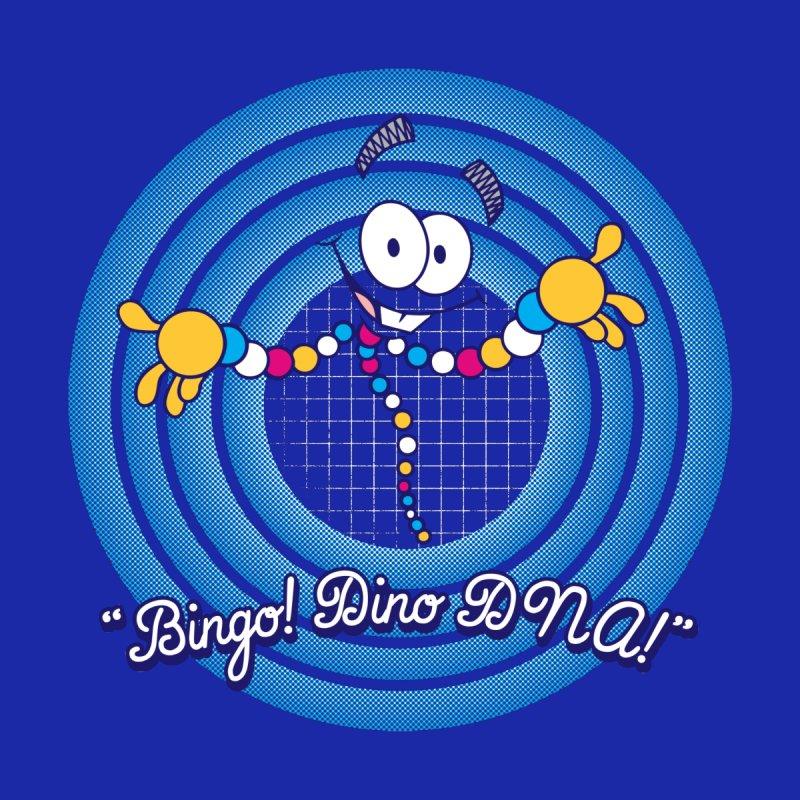 Bingo! Dino DNA! Accessories Zip Pouch by Daletheskater