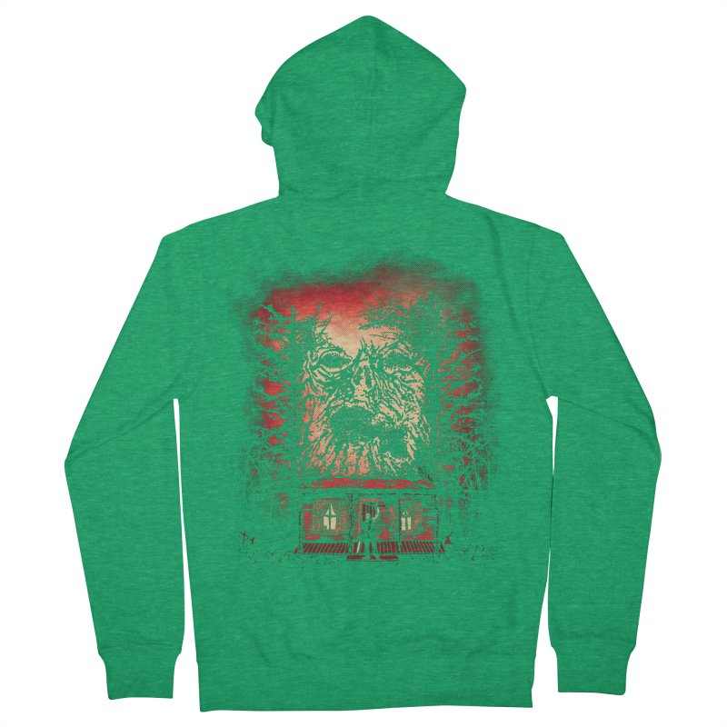 Hell On Earth Men's Zip-Up Hoody by Daletheskater