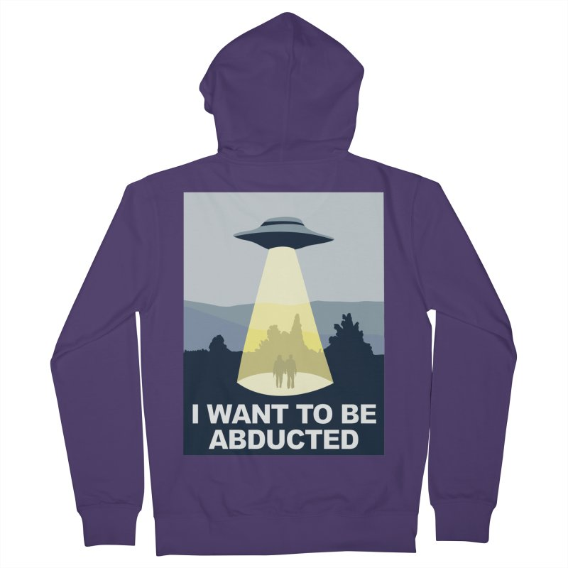 Abducted Women's Zip-Up Hoody by Daletheskater