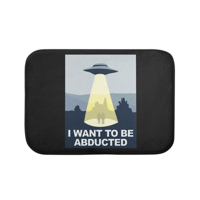 Abducted Home Bath Mat by Daletheskater