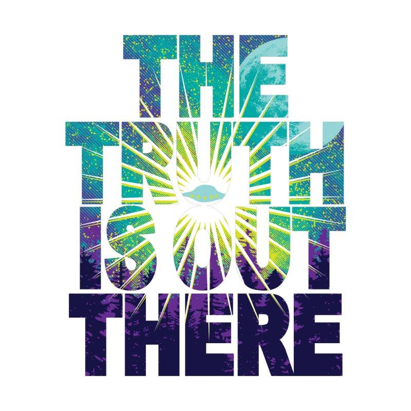 Seek The Truth Men's T-Shirt by Daletheskater
