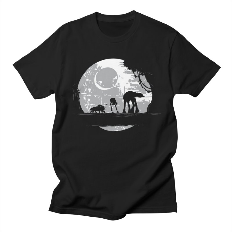 Imperial Moonwalkers in Men's Regular T-Shirt Black by Daletheskater