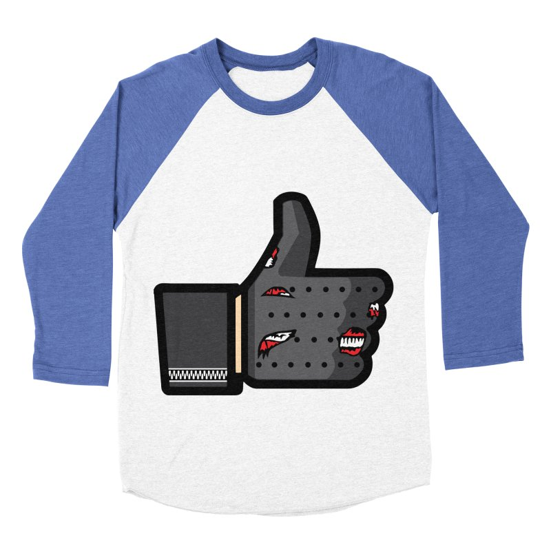 Terminated Women's Baseball Triblend T-Shirt by Daletheskater