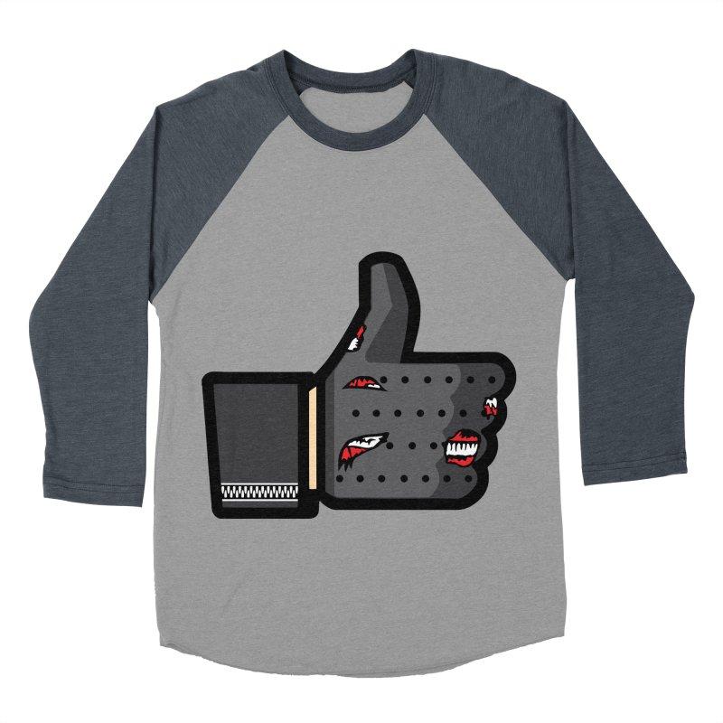 Terminated Men's Baseball Triblend T-Shirt by Daletheskater
