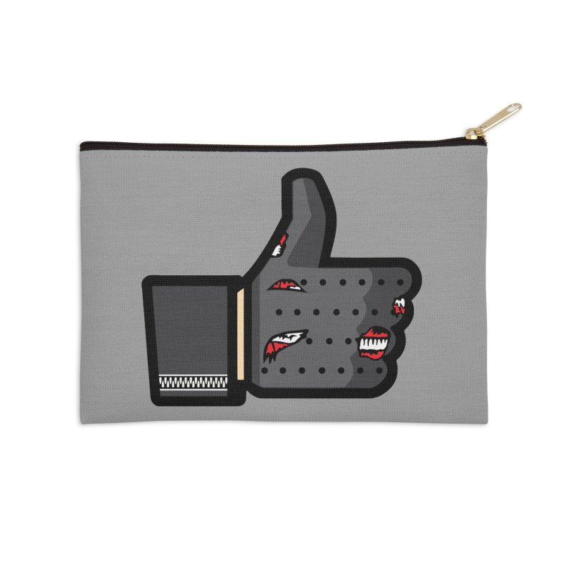 Terminated Accessories Zip Pouch by Daletheskater