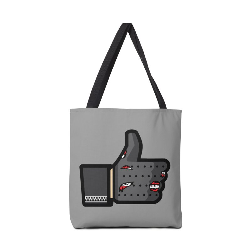 Terminated Accessories Bag by Daletheskater