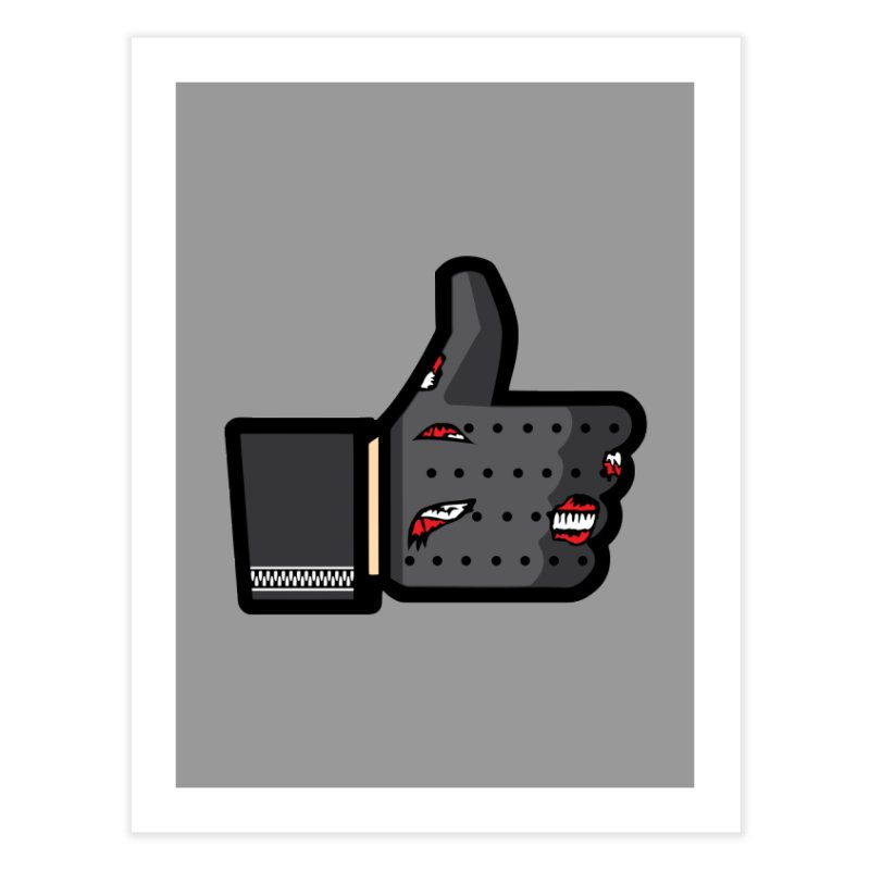 Terminated Home Fine Art Print by Daletheskater