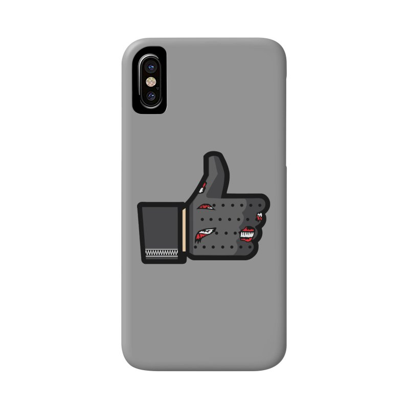 Terminated Accessories Phone Case by Daletheskater