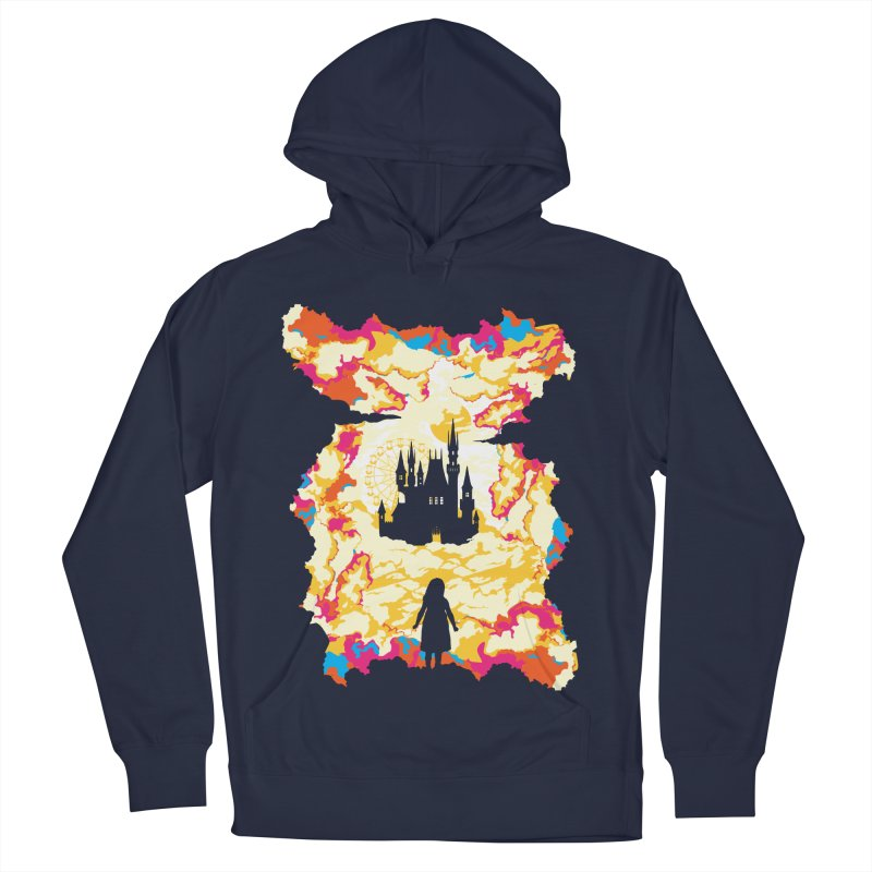 Cloud City Women's Pullover Hoody by Daletheskater