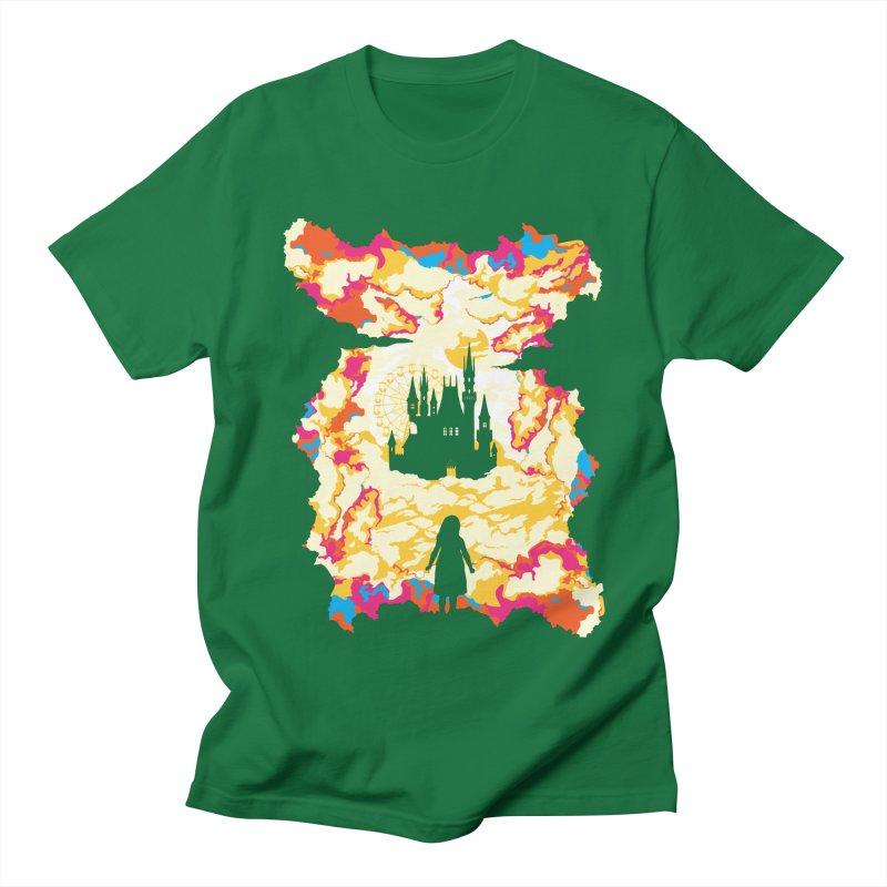 Cloud City Women's Unisex T-Shirt by Daletheskater
