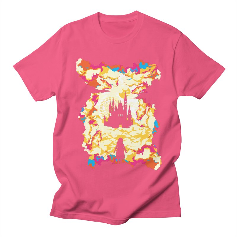 Cloud City Men's T-Shirt by Daletheskater