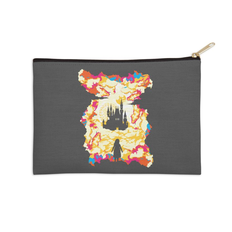 Cloud City Accessories Zip Pouch by Daletheskater