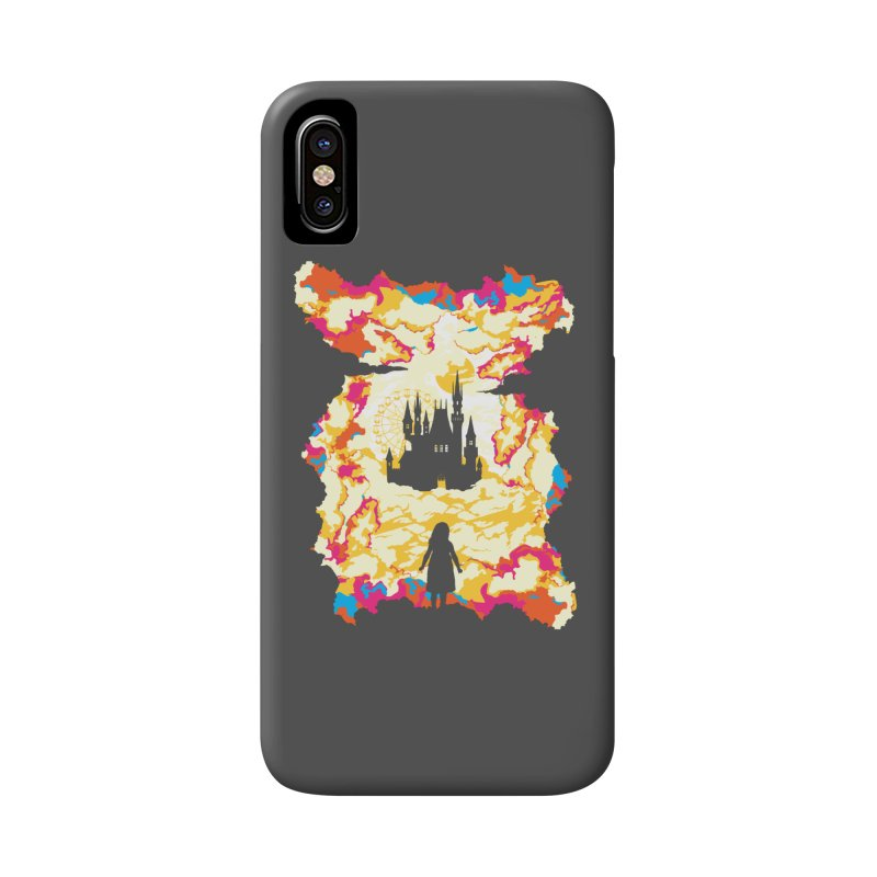 Cloud City Accessories Phone Case by Daletheskater