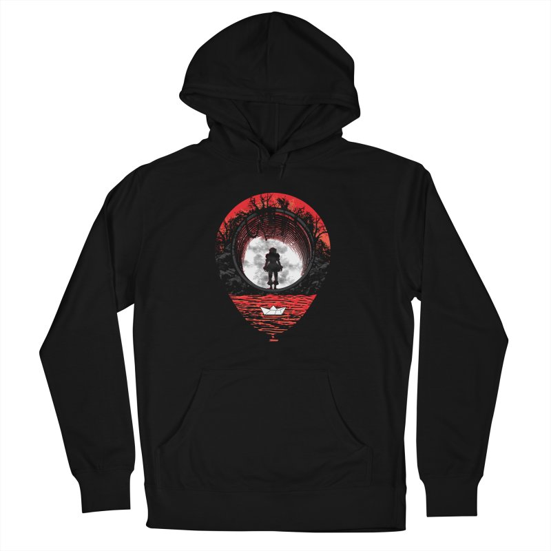 Fear The Clown Men's Pullover Hoody by Daletheskater