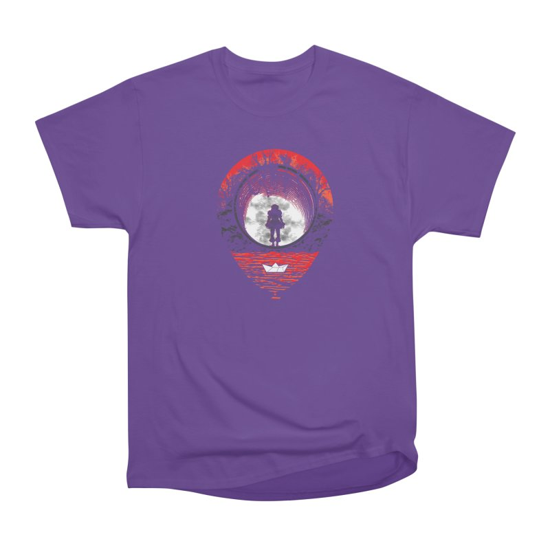Fear The Clown Women's Classic Unisex T-Shirt by Daletheskater