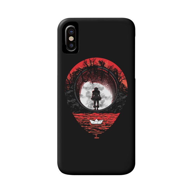 Fear The Clown Accessories Phone Case by Daletheskater