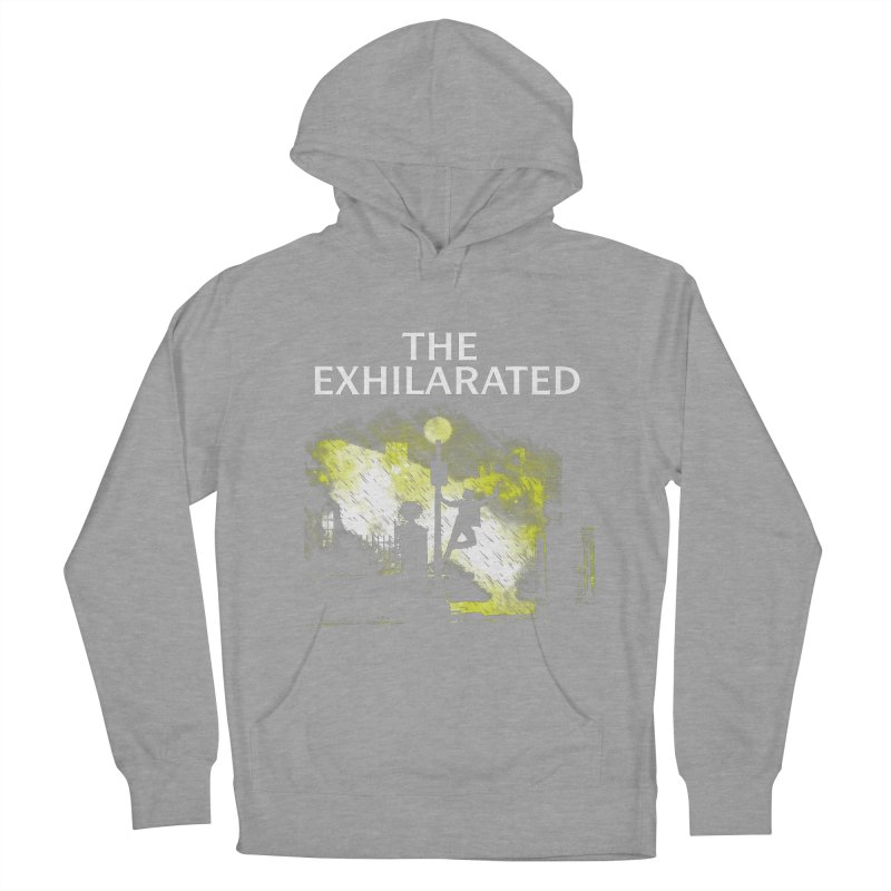 The Exhilarated Men's Pullover Hoody by Daletheskater