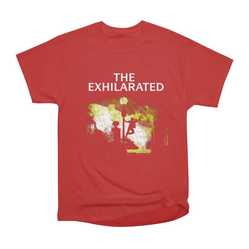 The Exhilarated Women's Classic Unisex T-Shirt by Daletheskater