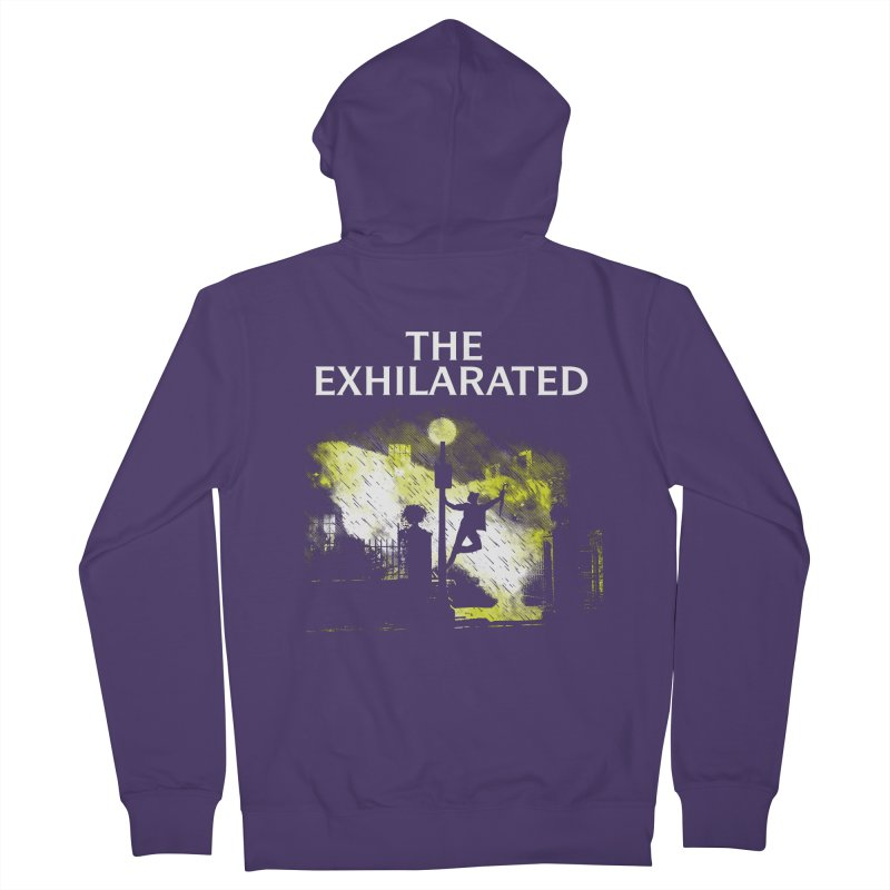 The Exhilarated Women's Zip-Up Hoody by Daletheskater