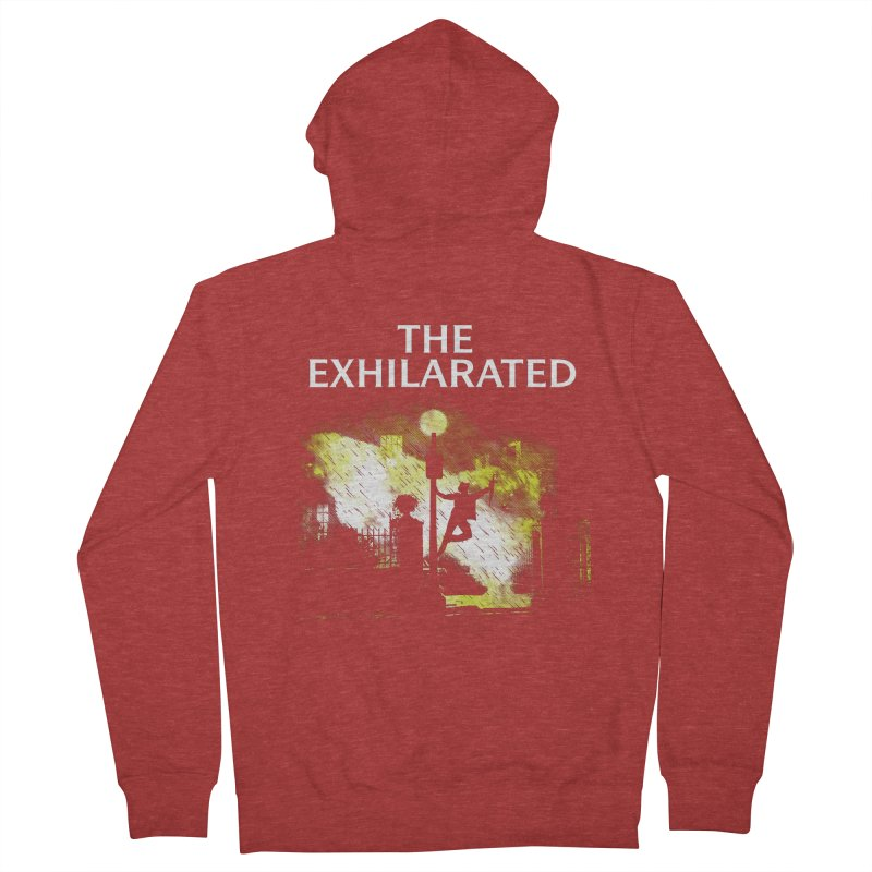 The Exhilarated Men's Zip-Up Hoody by Daletheskater