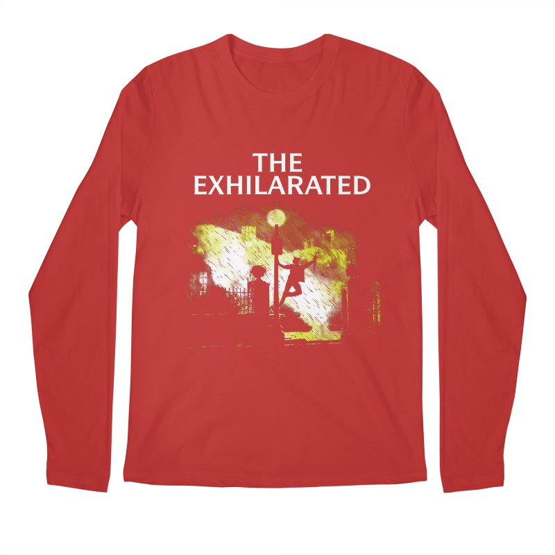 The Exhilarated Men's Longsleeve T-Shirt by Daletheskater