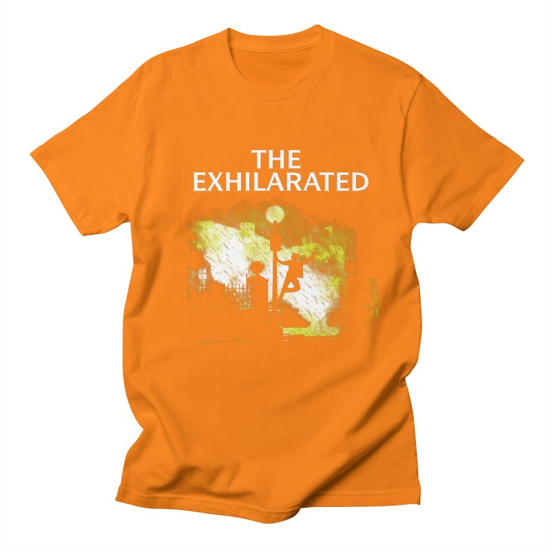 The Exhilarated Women's Unisex T-Shirt by Daletheskater