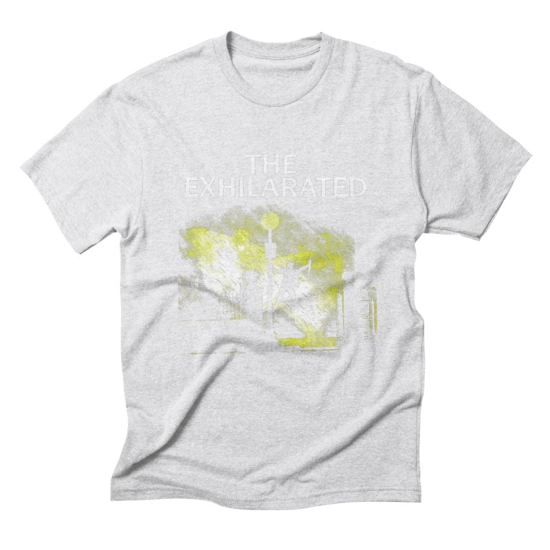 The Exhilarated Men's Triblend T-Shirt by Daletheskater
